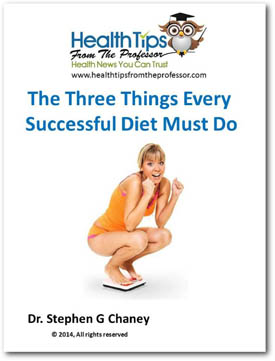 The 3 Things Every Successful Diet Must Do