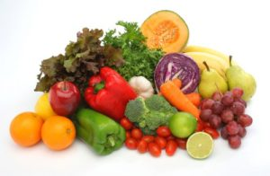 what to eat for healthy skin vegetables