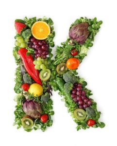 viatmin k and heart disease vegetables