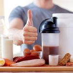 protein supplement timing