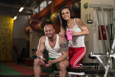 protein supplement timing workout people