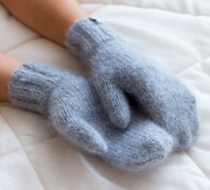 how to relieve stress naturally mittens