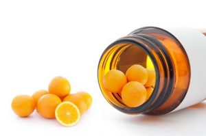 preventing gestational diabetes with vitamin c pills