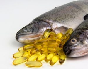 pregnant women omega 3 deficient fish