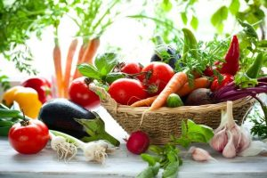 plant-based diets vegetables